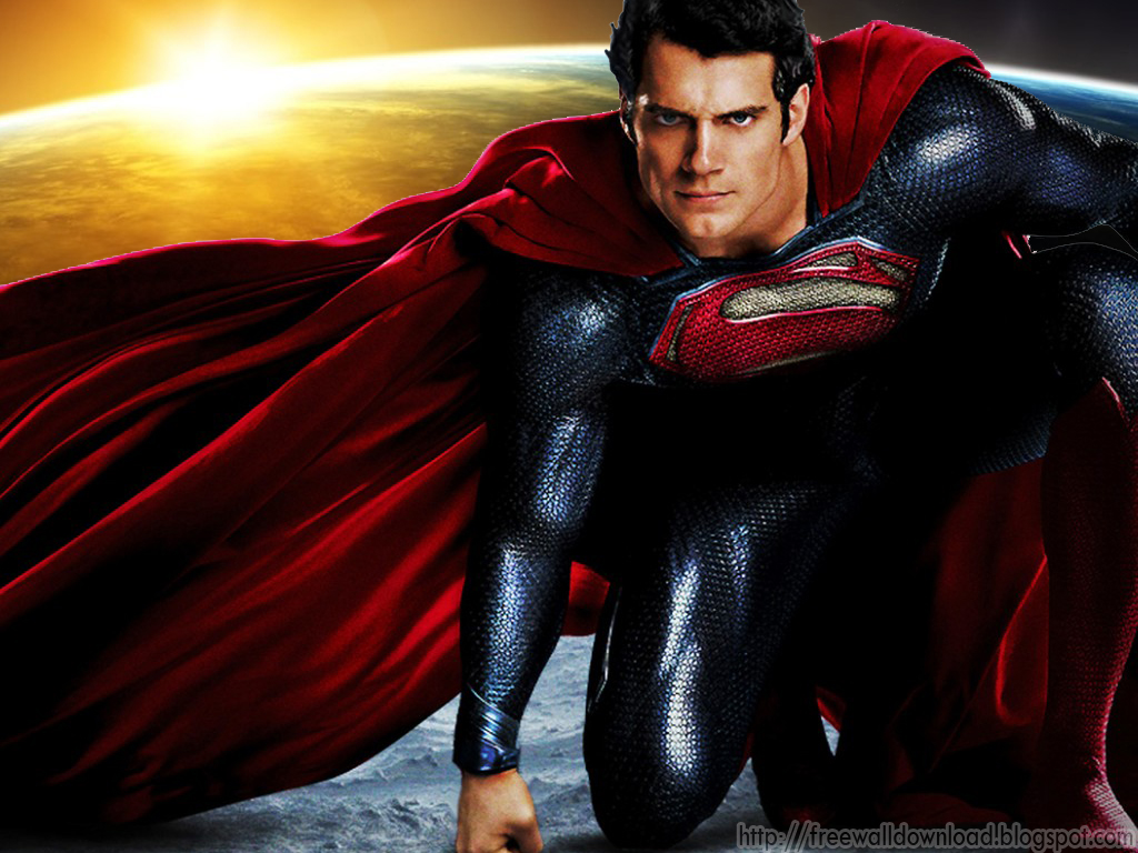 free wallpapers superman man of steel 2 wallpapers superman man 1024x768