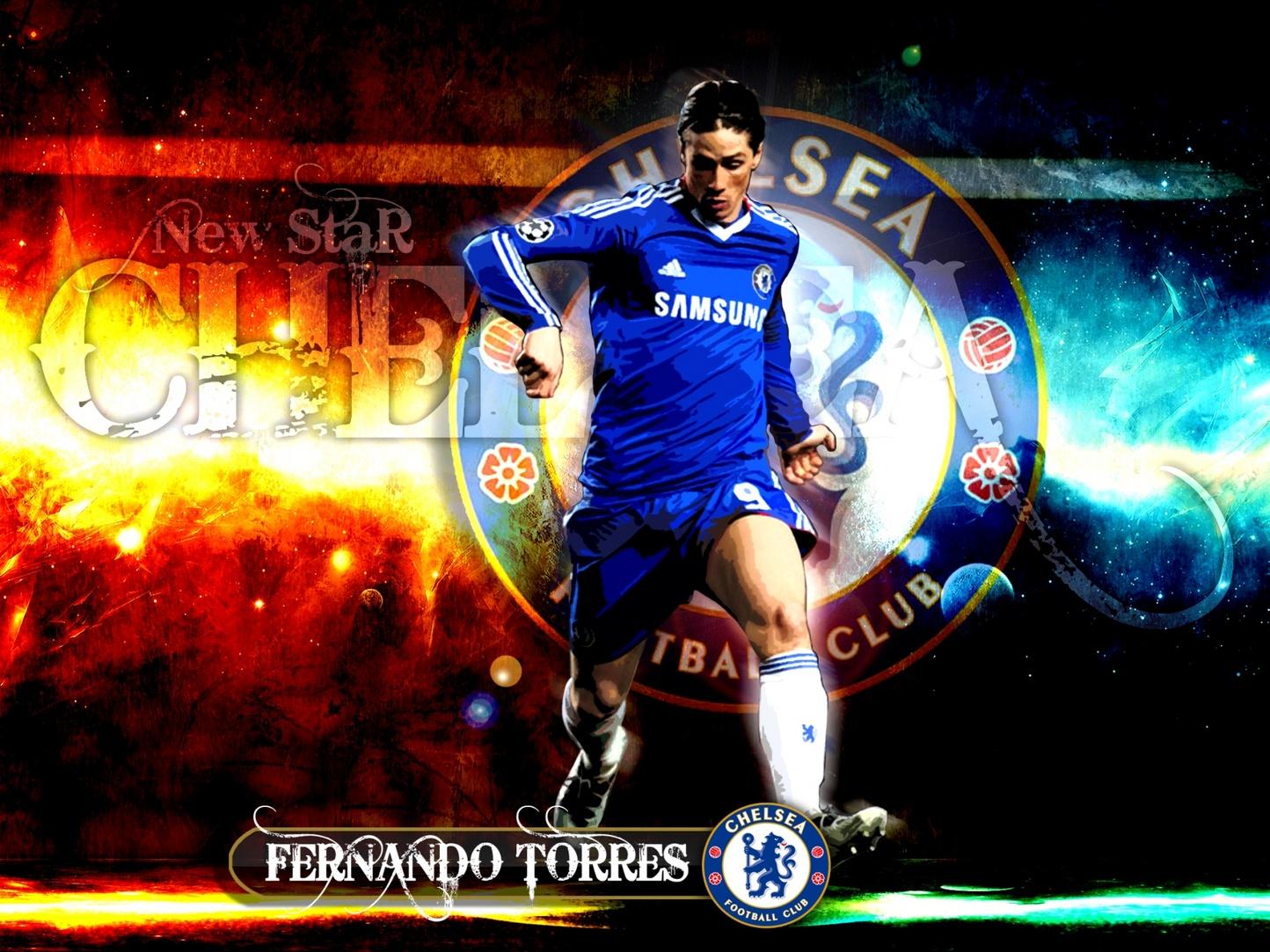 Celebrity Corner Fernando Torres Chelsea 1444x1083