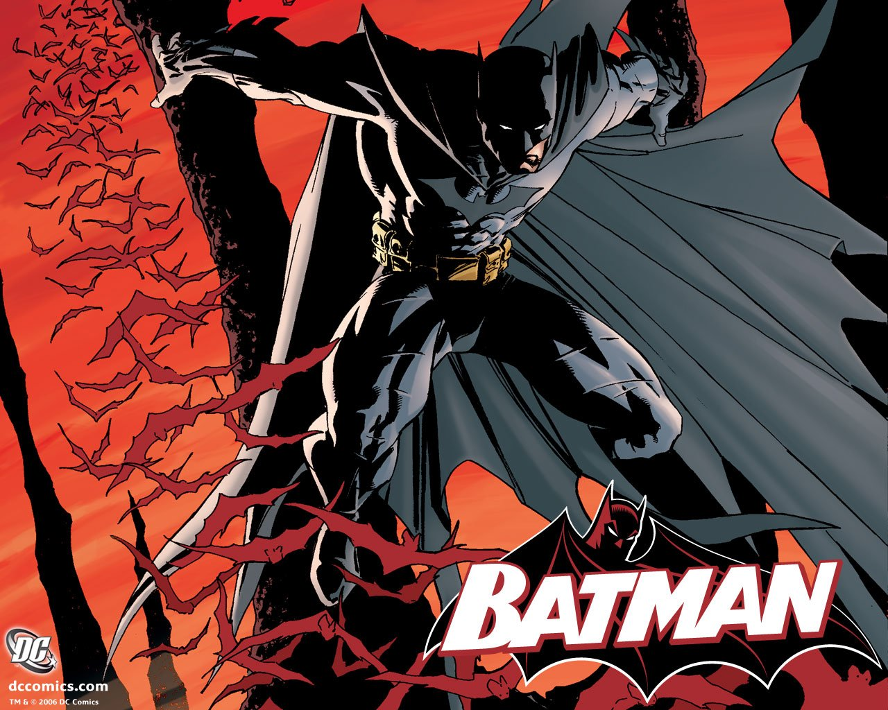 DC Comics desktop wallpaper Batman wallpapers 1280x1024