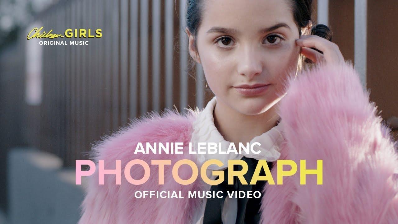 PHOTOGRAPH Official Music Video Annie LeBlanc 1280x720