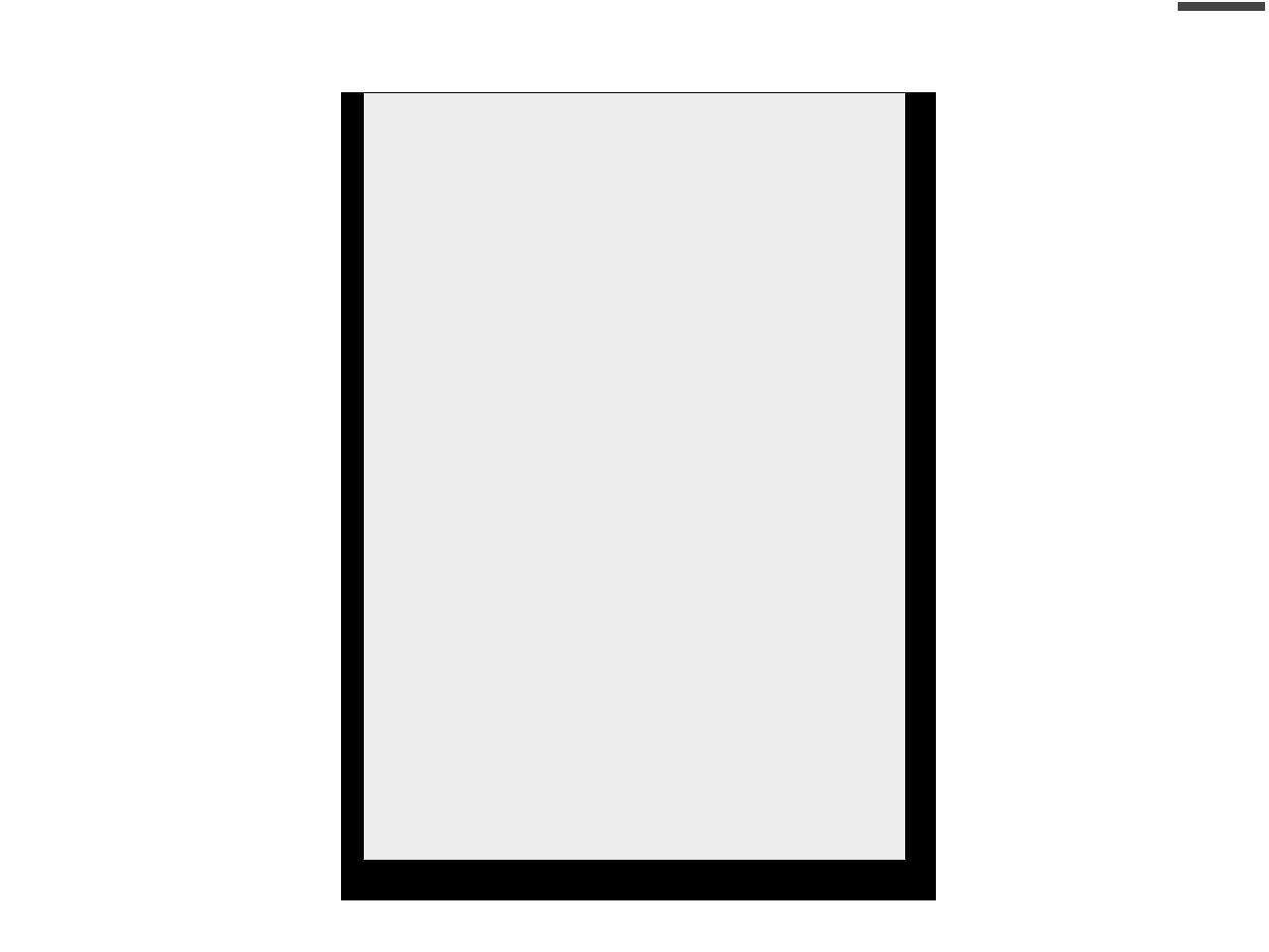 Blank white paper PSDGraphics 1280x960