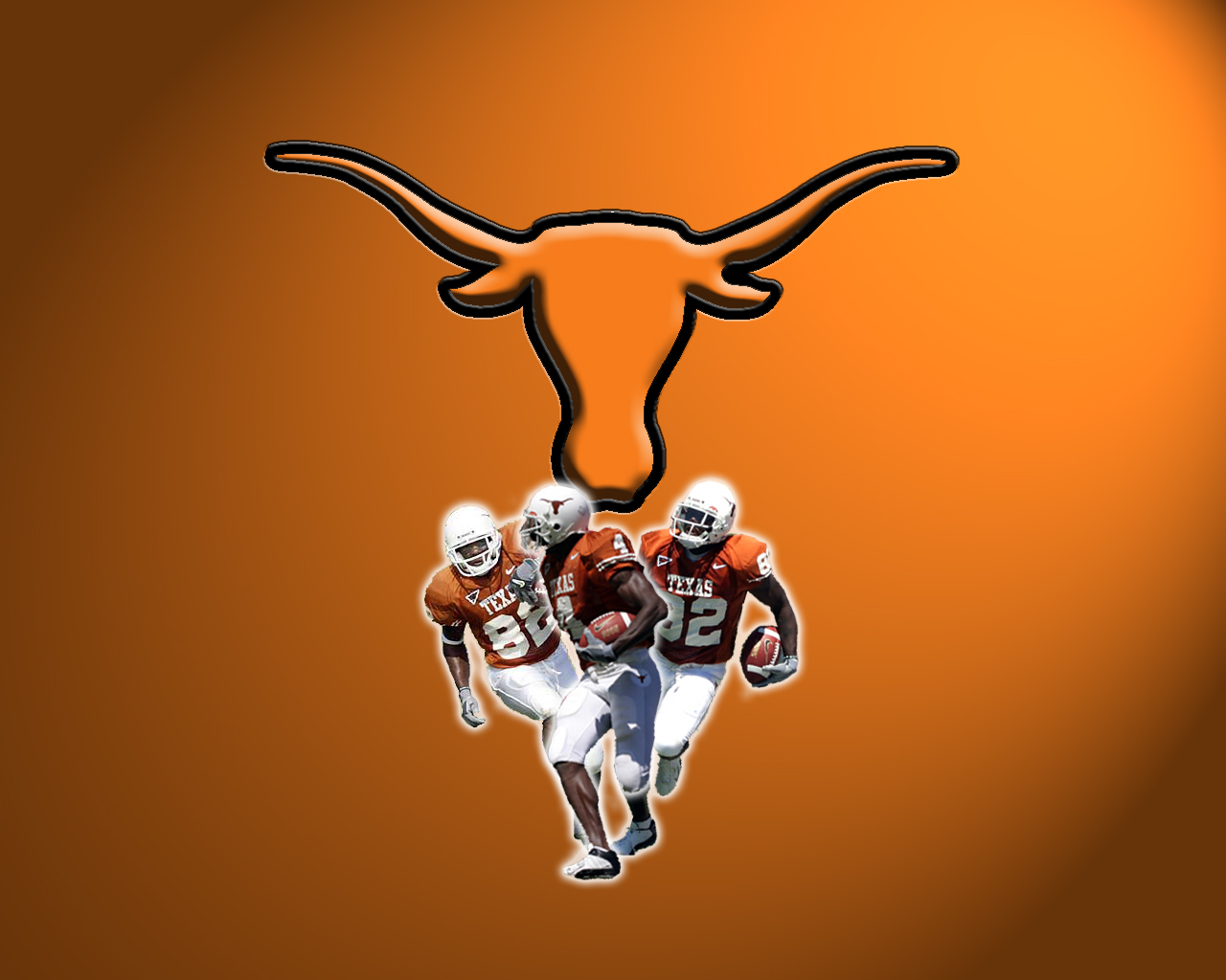Texas Longhorns 1280x1024