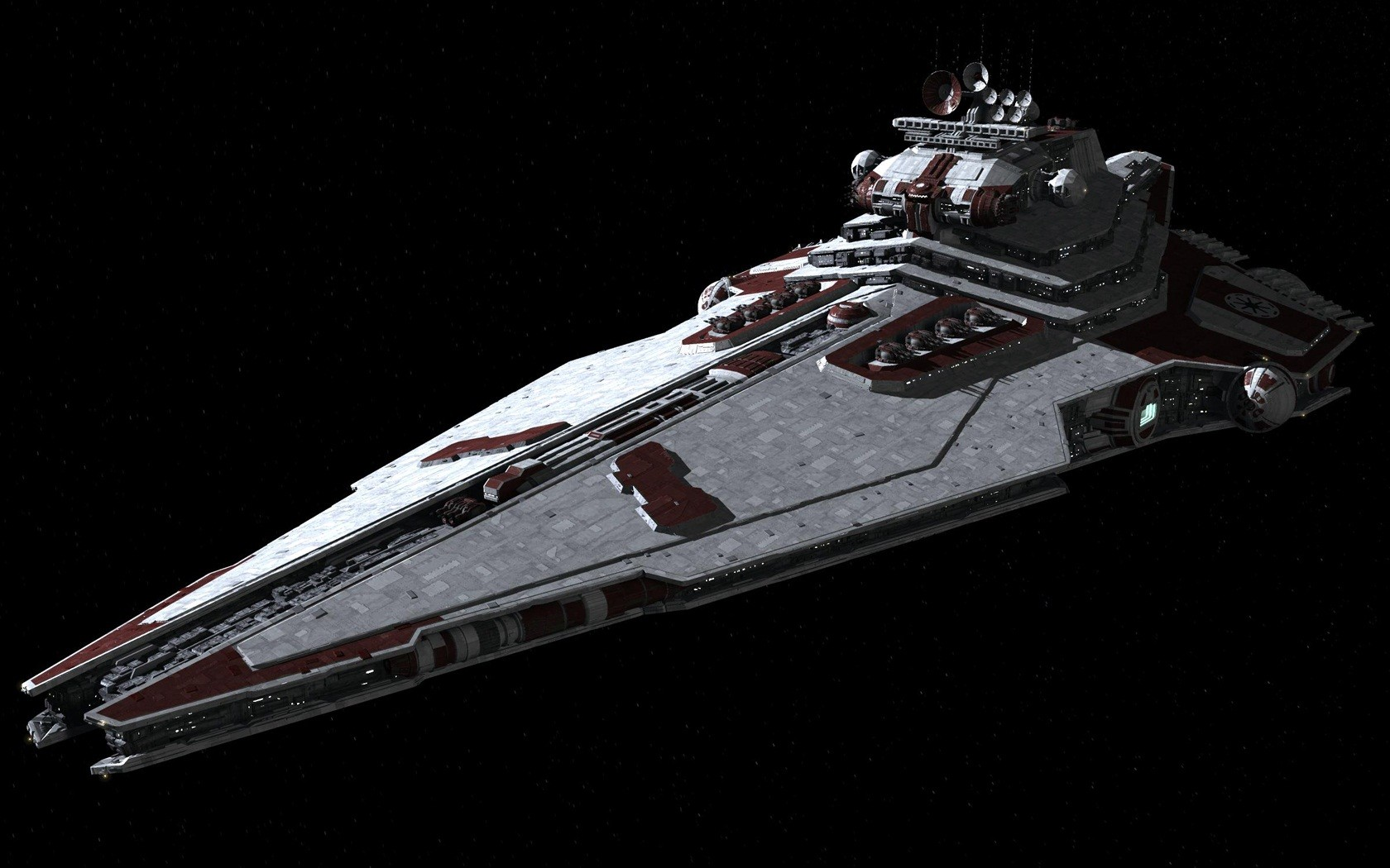 Star Wars Wallpaper 1680x1050 Star Wars Star Destroyer Legacyclass 1680x1050