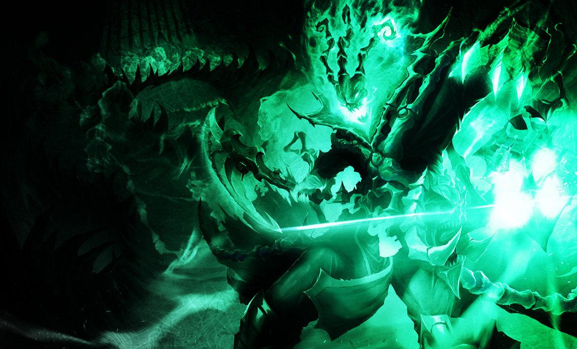 DeviantArt More Like Battlecast Prime Chogath Wallpaper   Splash 1148x696