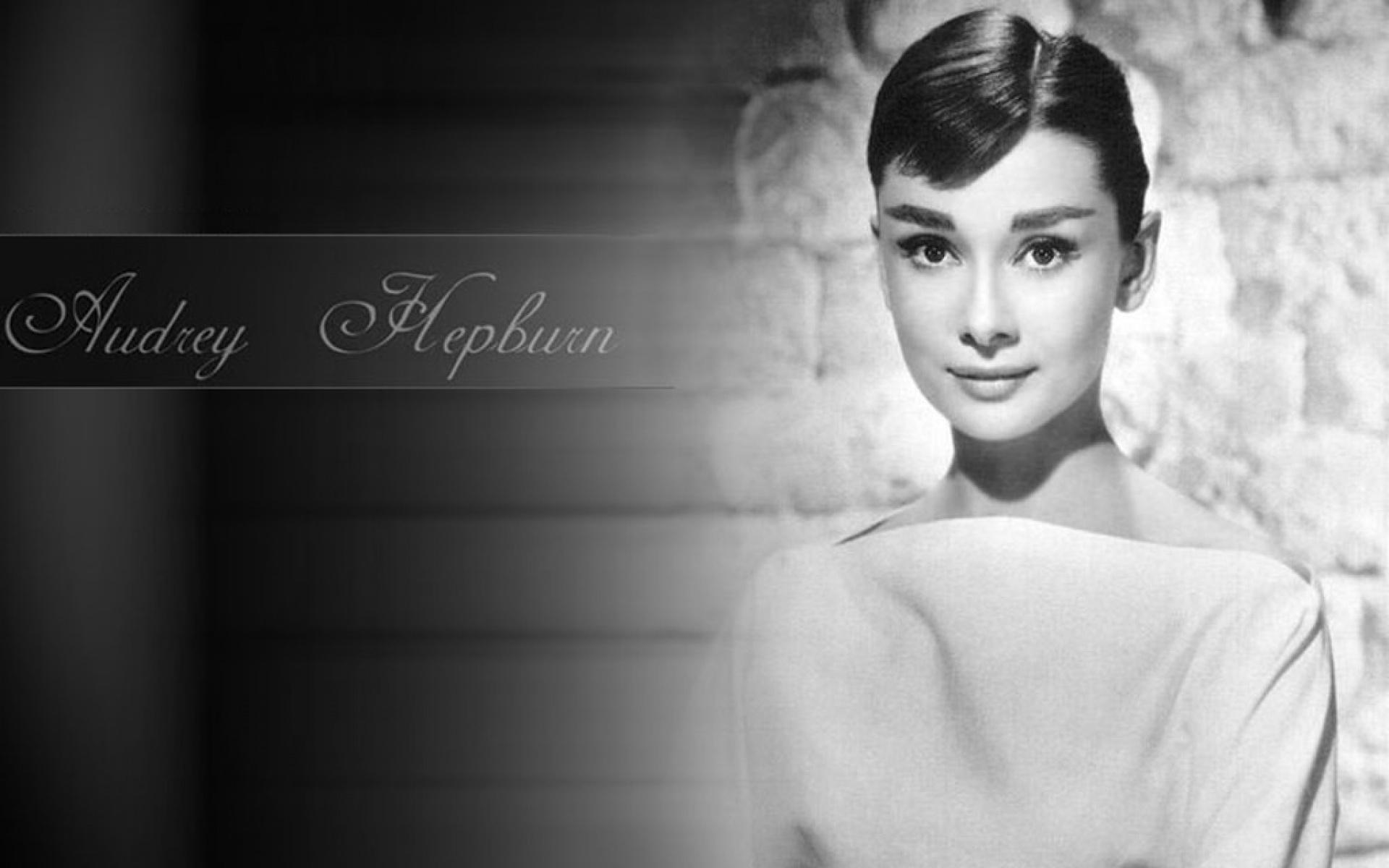 Audrey Hepburn Wallpapers 1920x1200