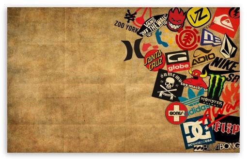 wallpaper logo skaters