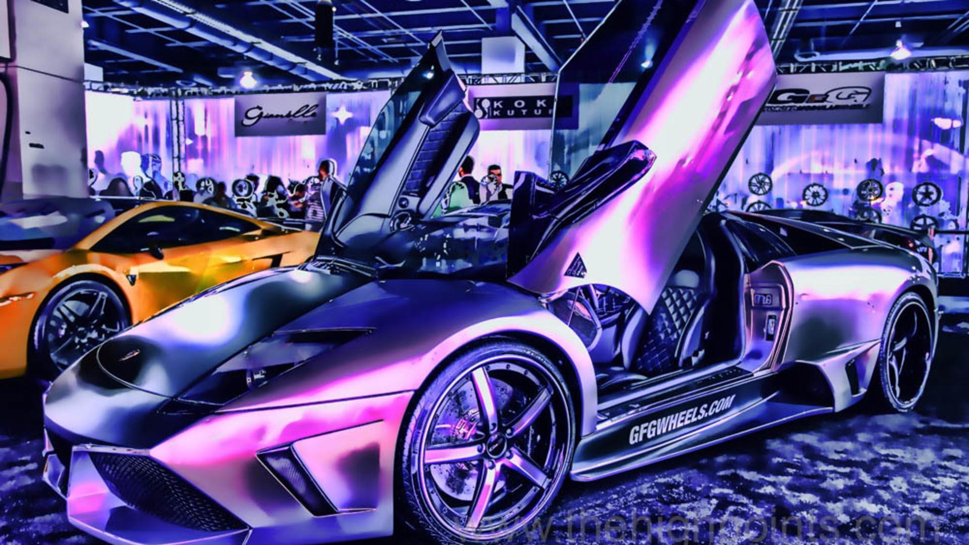 Lamborghini Wallpapers For Desktop Wallpapersafari