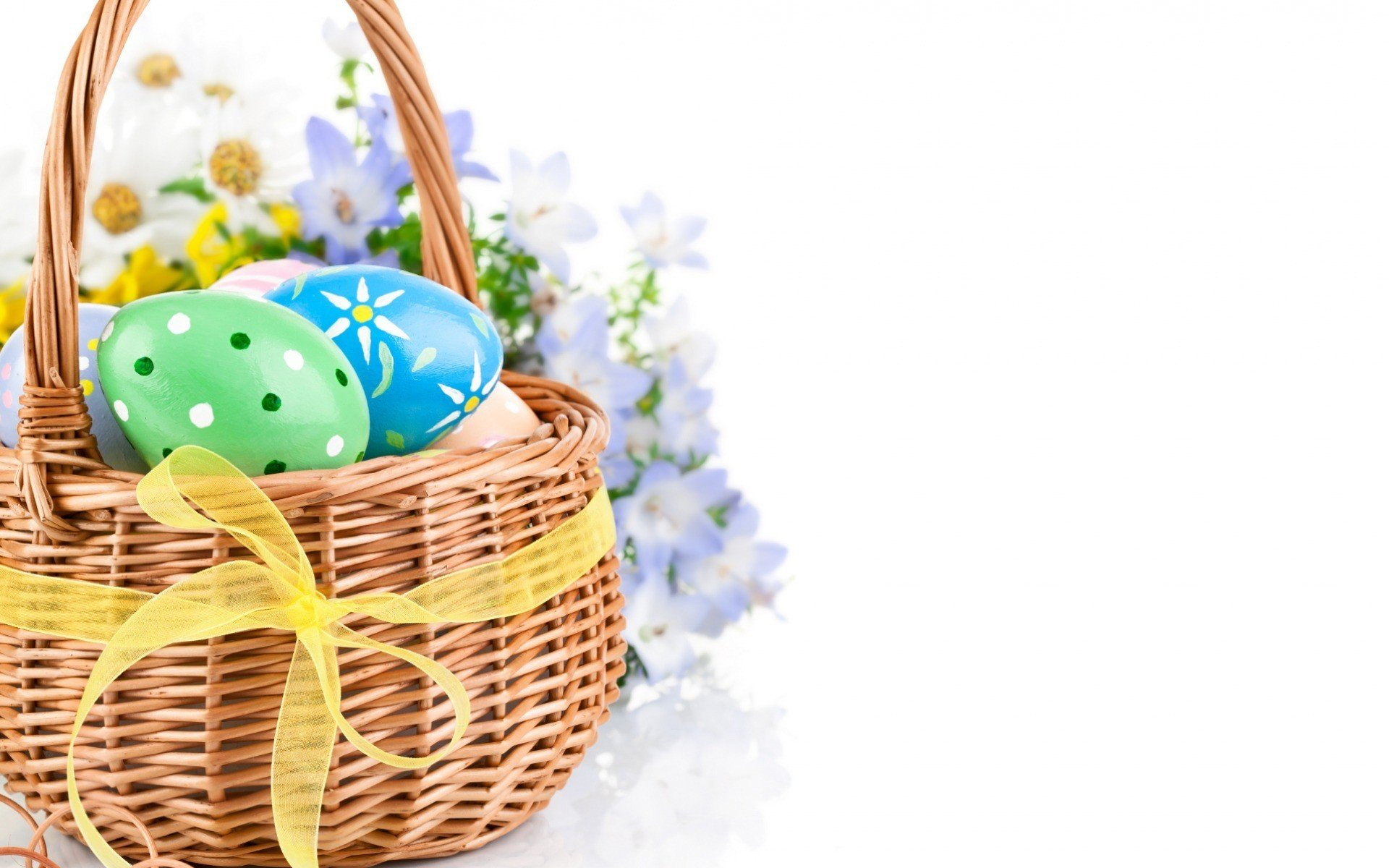 Easter Backgrounds collection download 1920x1200