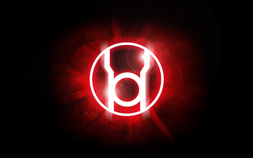 Red Lantern Corps wallpaper Flickr   Photo Sharing 500x313