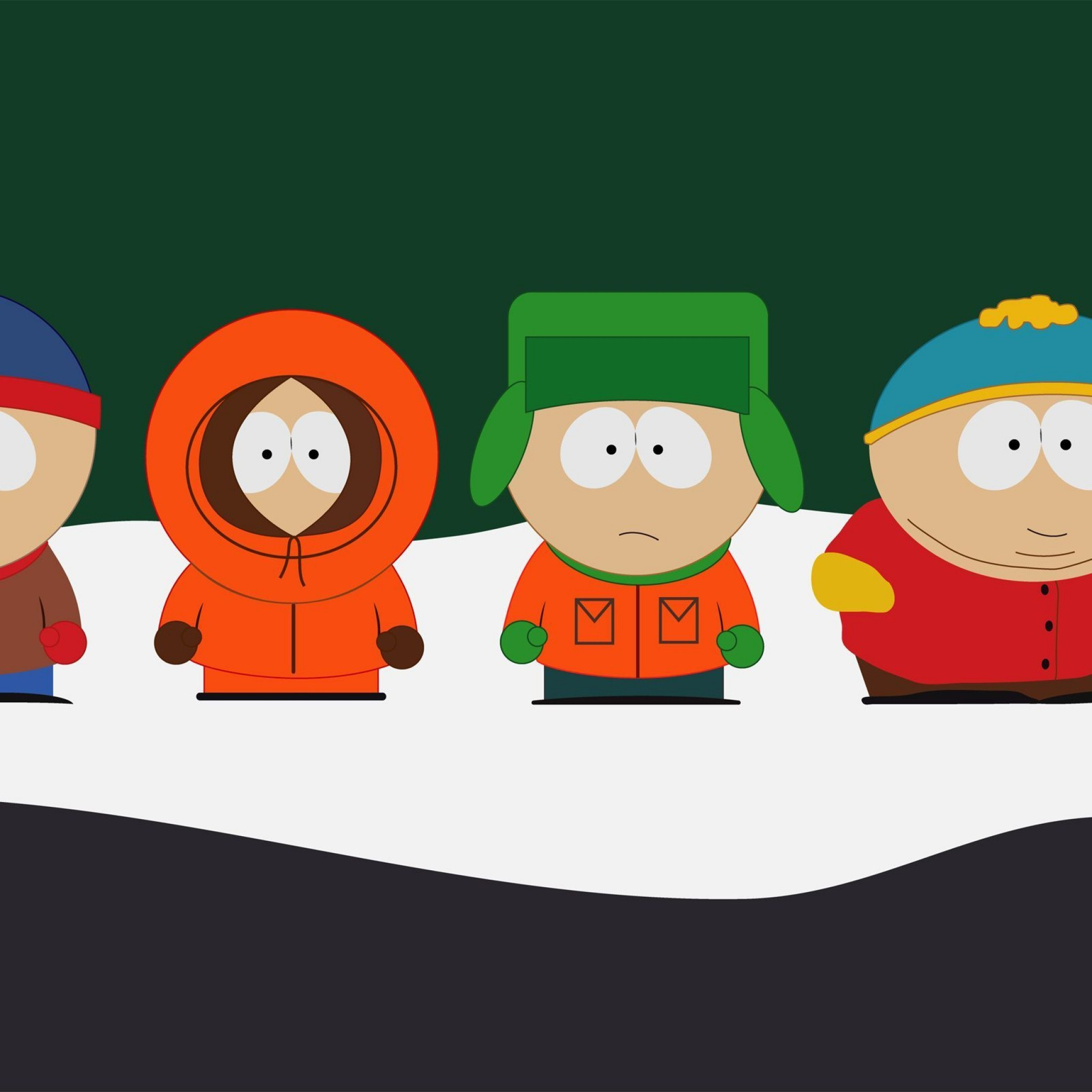 South Park Wallpaper For Iphone Wallpaper Background With Resolution 2048x2048