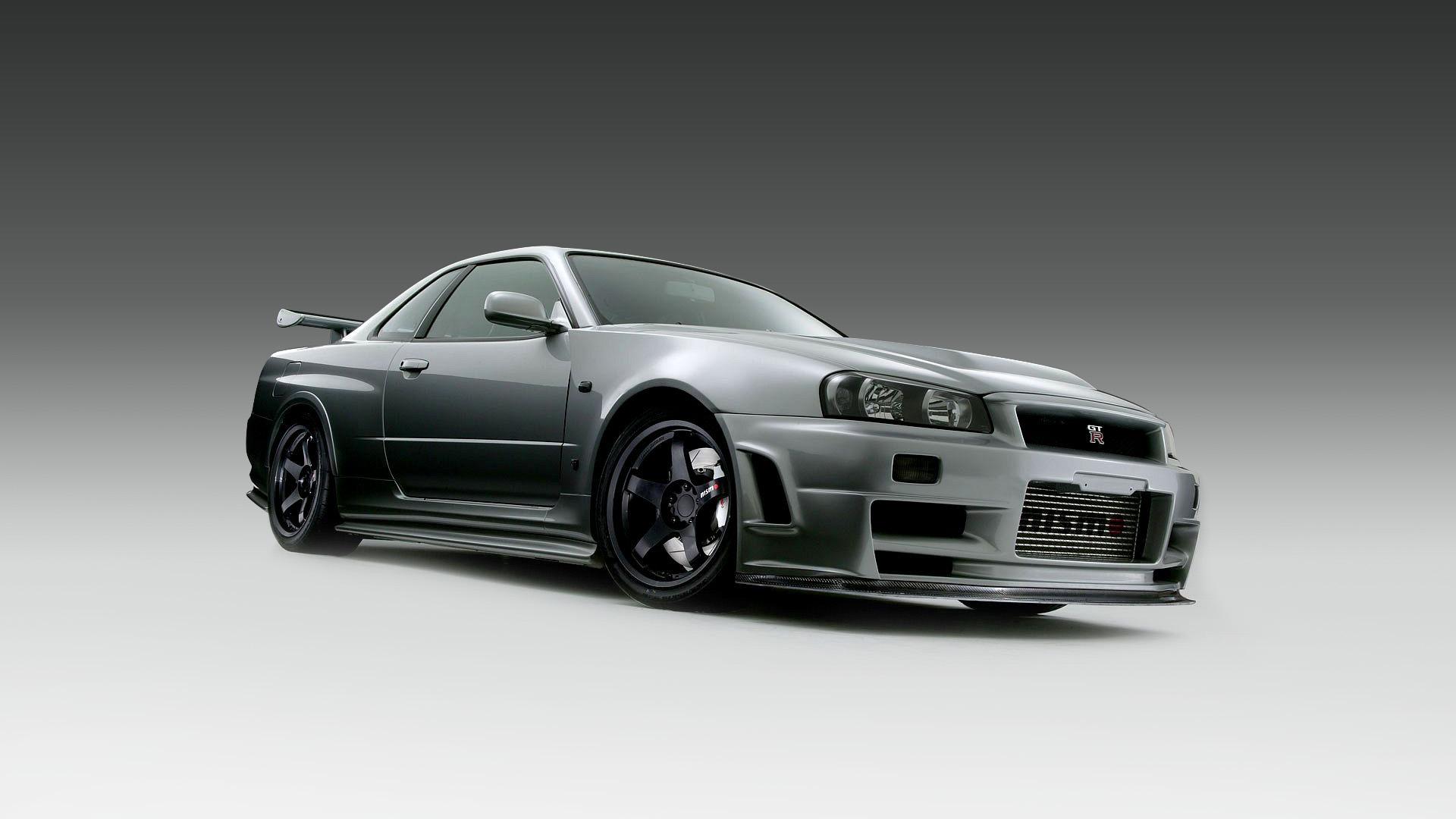 2001 Nissan Skyline R34 GT R Nismo Wallpapers 1920x1080