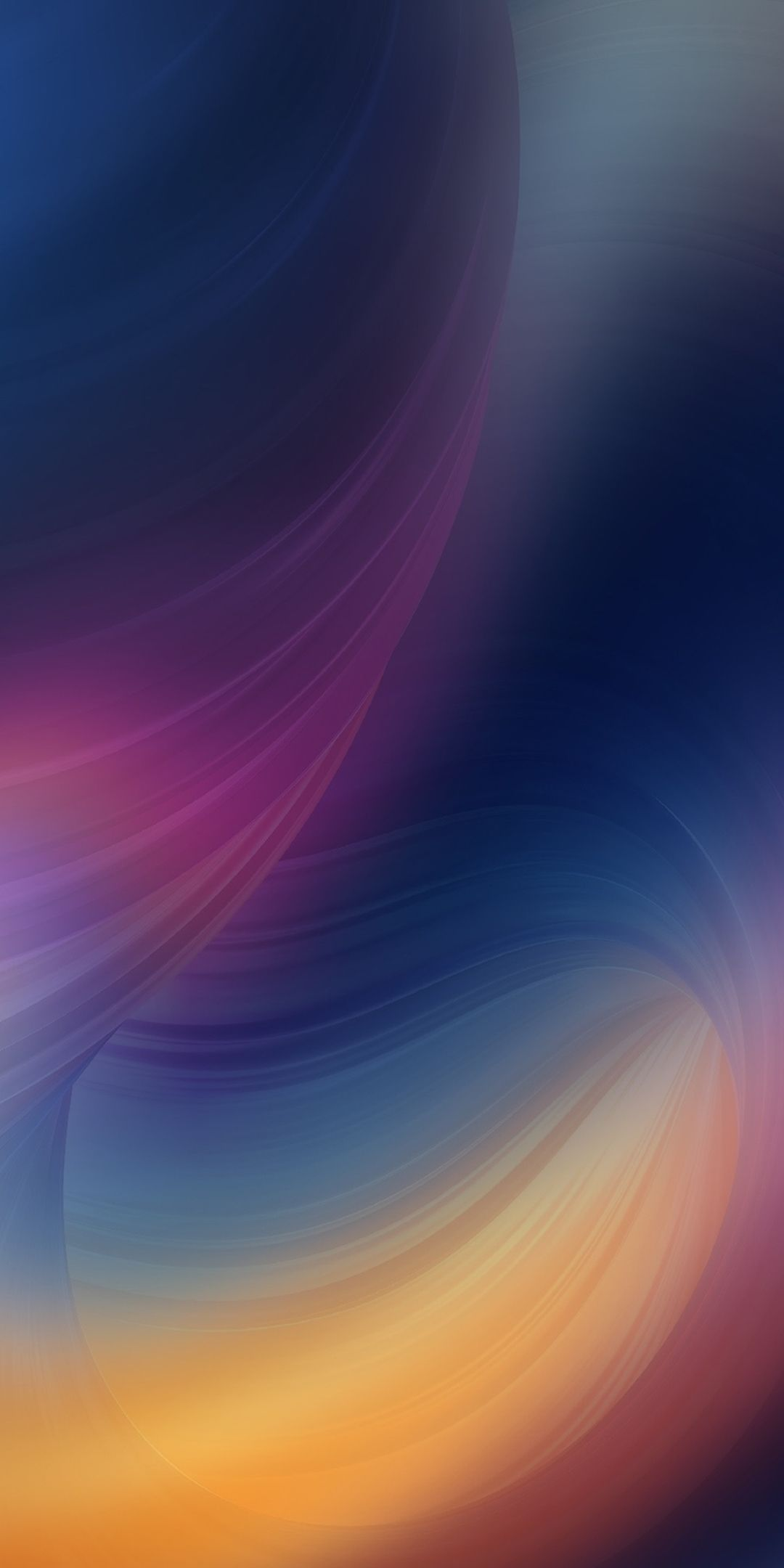 Huawei Mate 10 Pro Wallpaper 05 of 10 with Abstract Light Dreamy 1080x2160