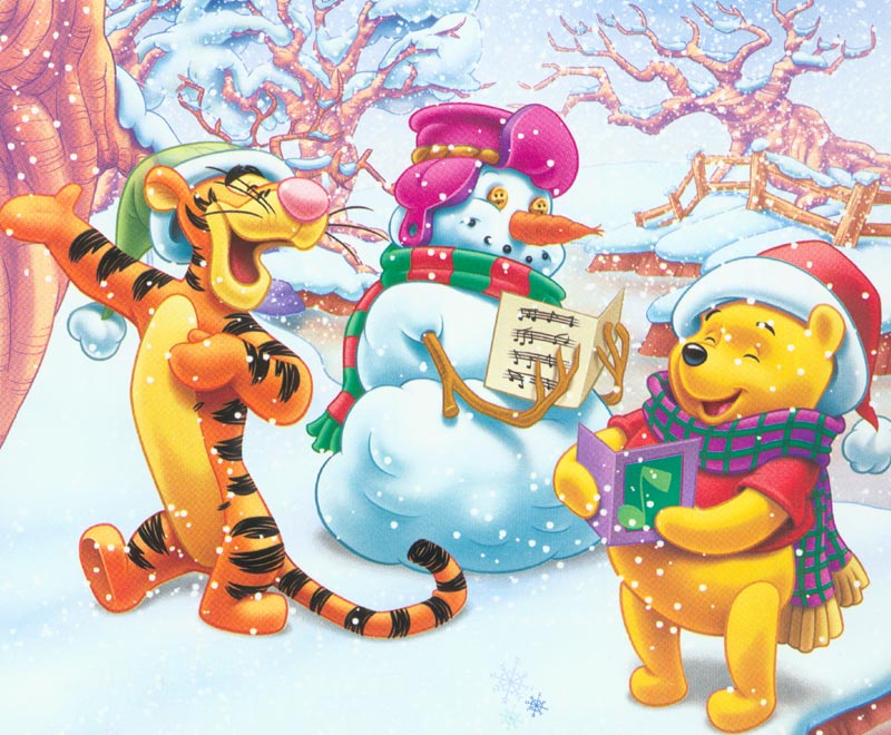 disney christmas wallpapers 800x660
