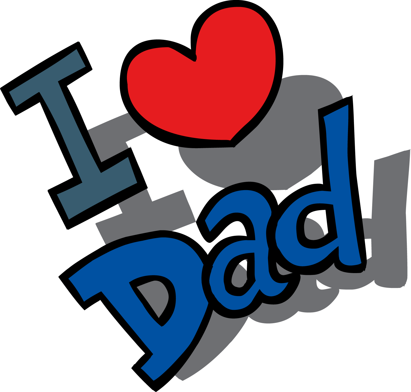 Short Fathers Day Quotes Clipart Images Pic   Fathers Day Png 1578x1503