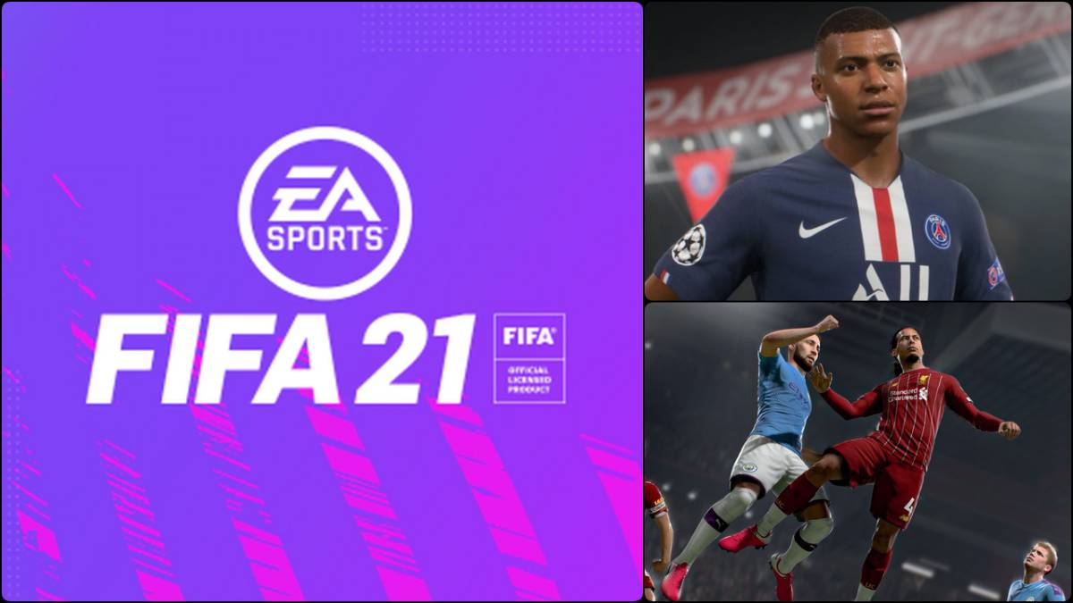 Fifa 2021 Wallpapers   Top Fifa 2021 Backgrounds 1200x675