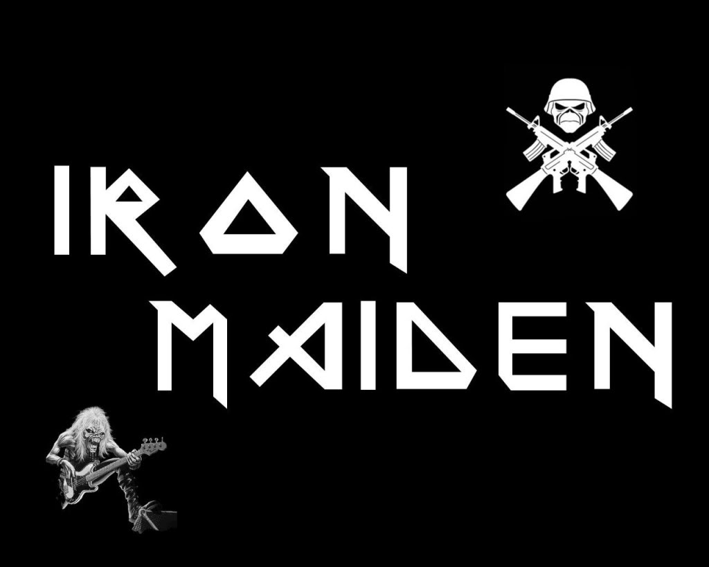 Iron Maiden Desktop Wallpapers Iron Maiden Backgrounds and Pictures 1024x819