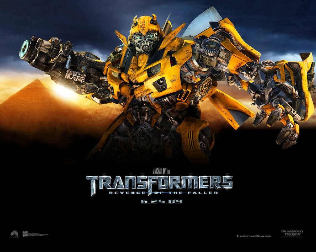 bumblebee   Transformers Wallpaper 1024x819