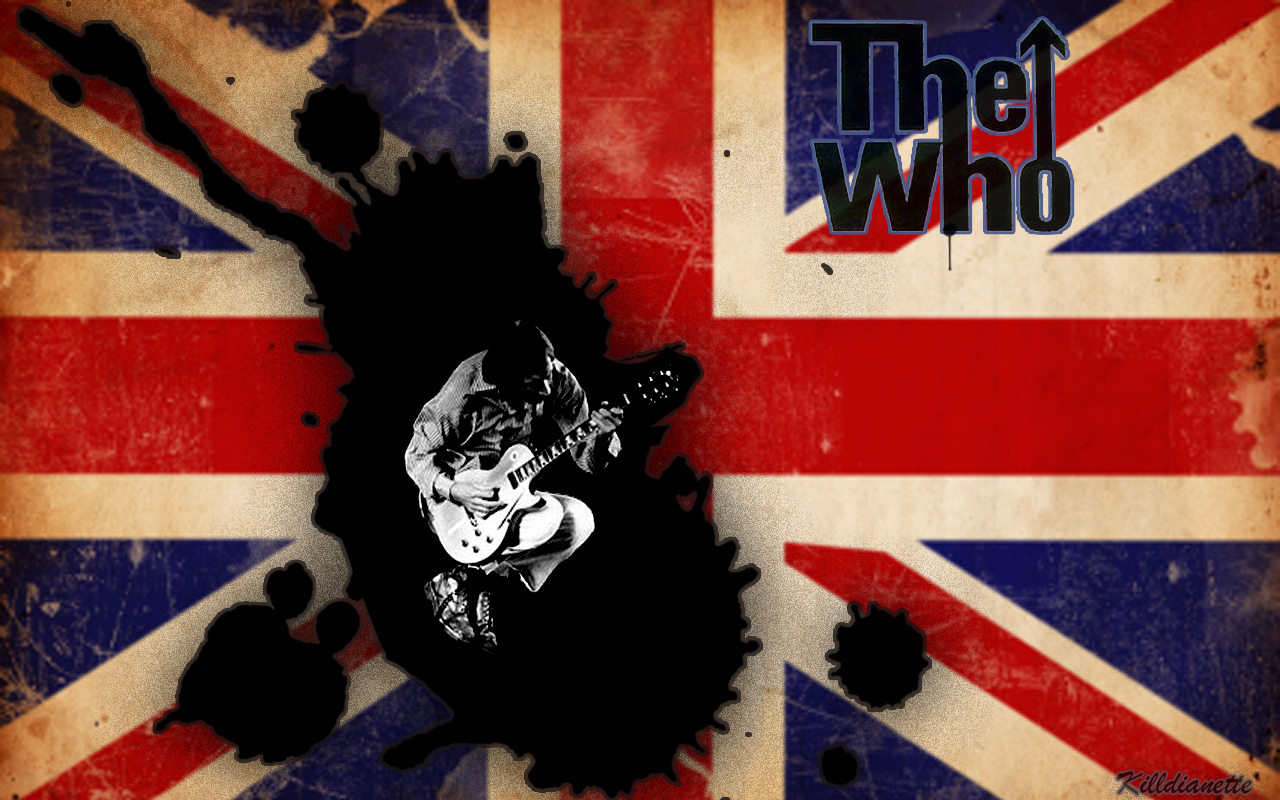 Fondos de pantalla de The Who Wallpapers de The Who Fondos de 1280x800