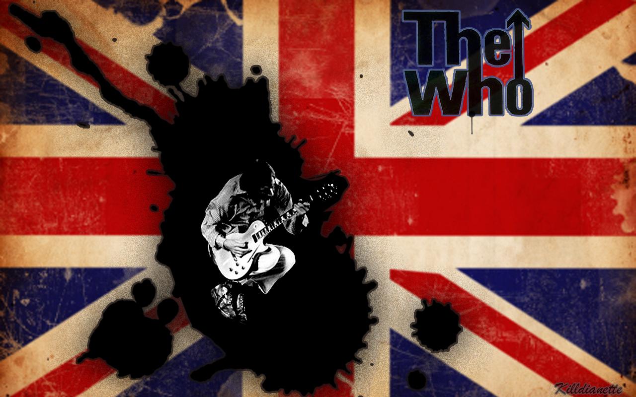 The Who Wallpaper Wallpapersafari
