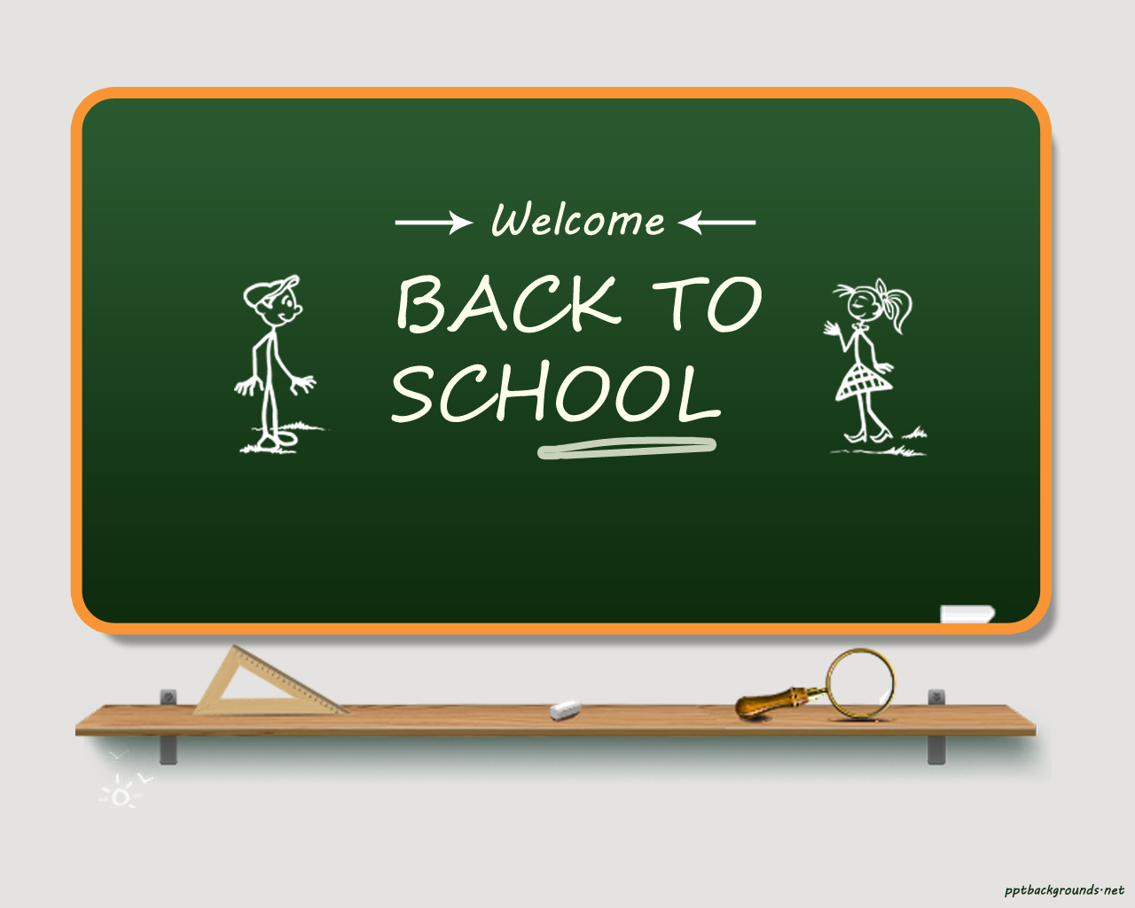 Back To School 2014   2015 Background For PowerPoint   Education 1280x1024