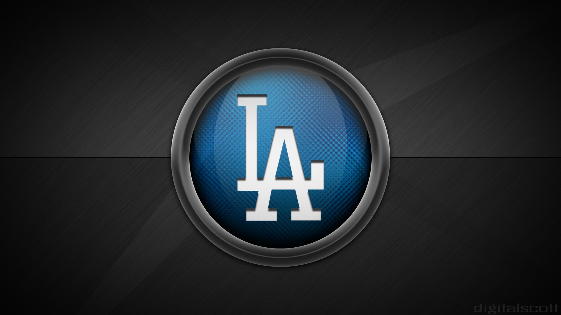 Los Angeles Dodger Wallpaper Hi Tech 1920x1080