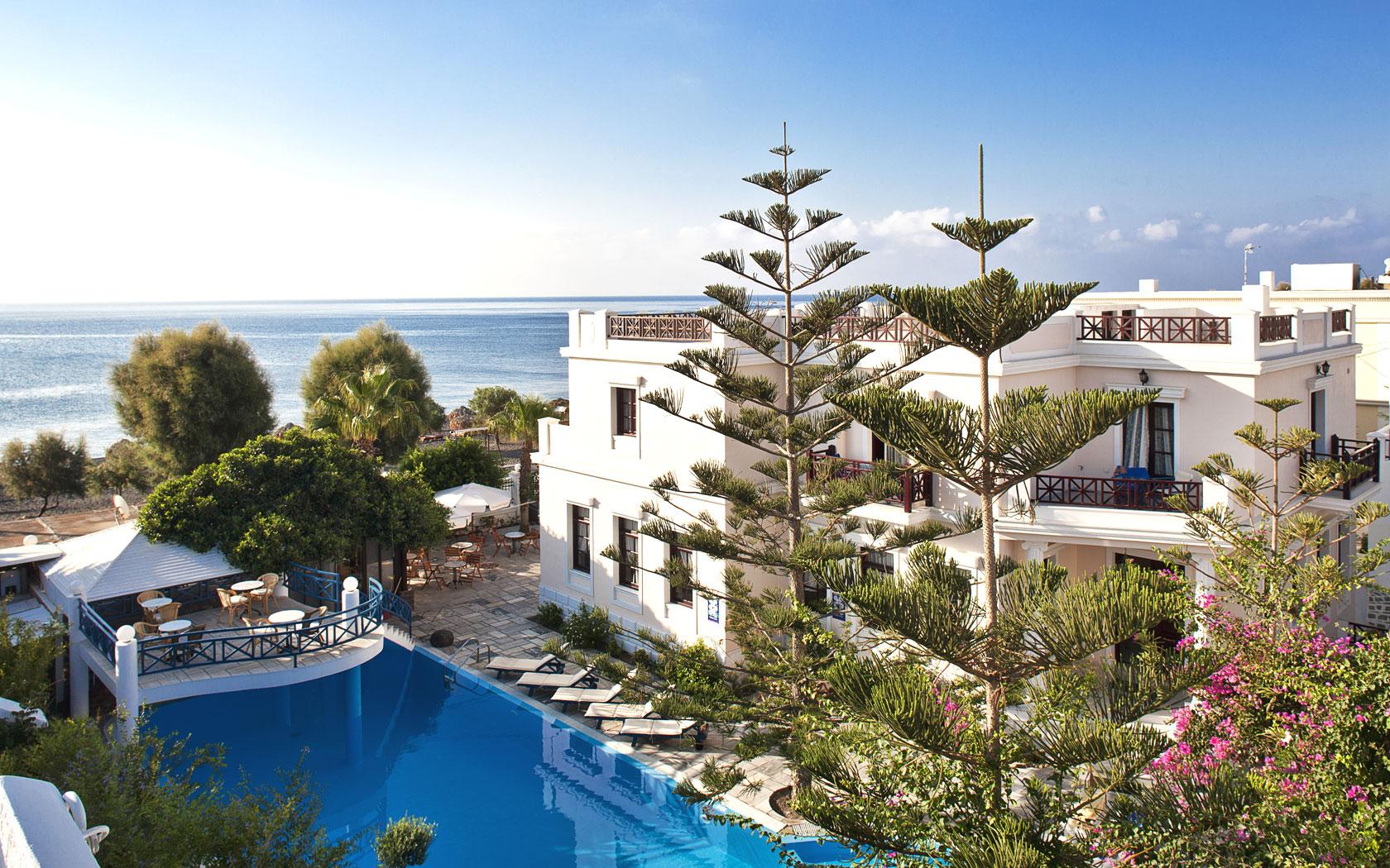 Santorini Hotels Perissa Veggera Hotel Santorini 1680x1050
