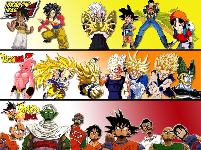 Dragon Ball GT Wallpaper 2 All About Dragon World   Dragon Tattoo 800x600