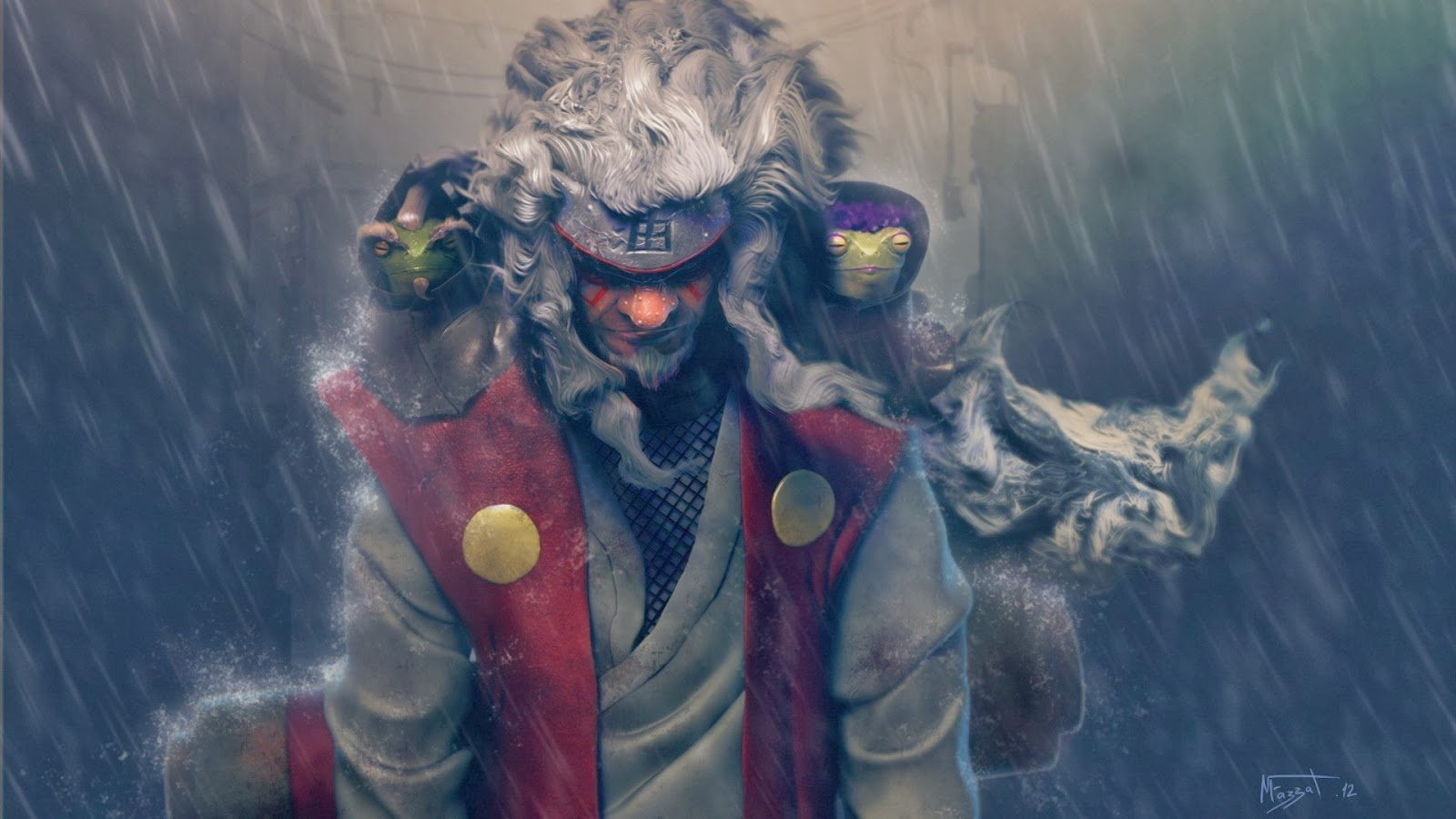Wallpapers Pictures The Most Epic Jiraiya from Naruto Shippudden 1600x900