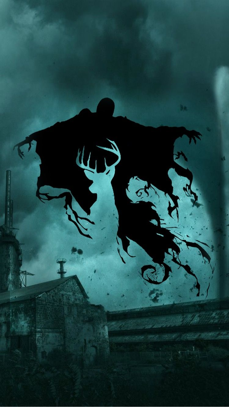 Dementor Wallpapers   Top Dementor Backgrounds   WallpaperAccess 750x1334