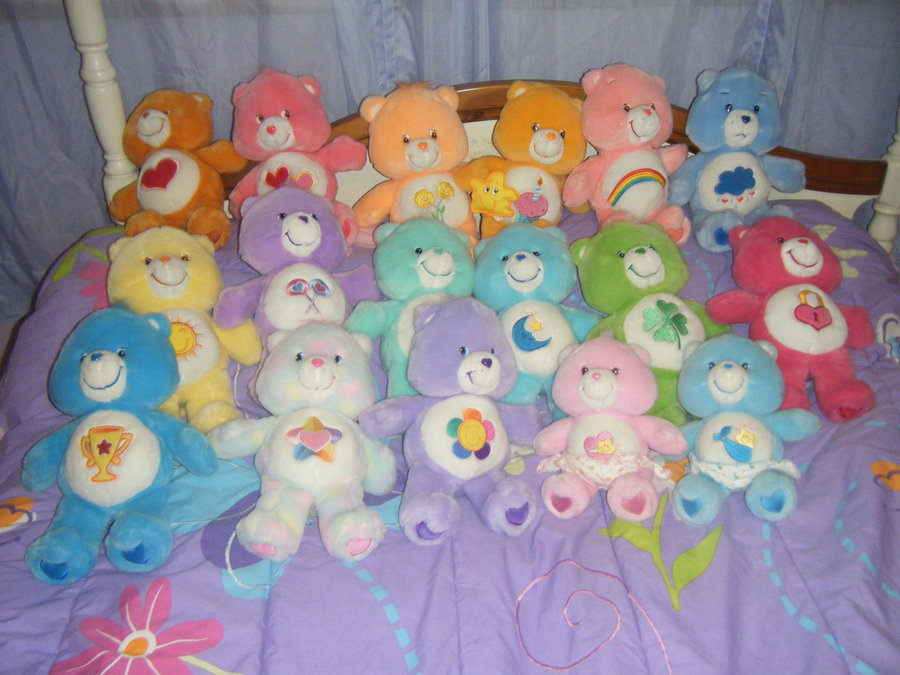 Free download Care Bears Collection Vintage by KessieLou