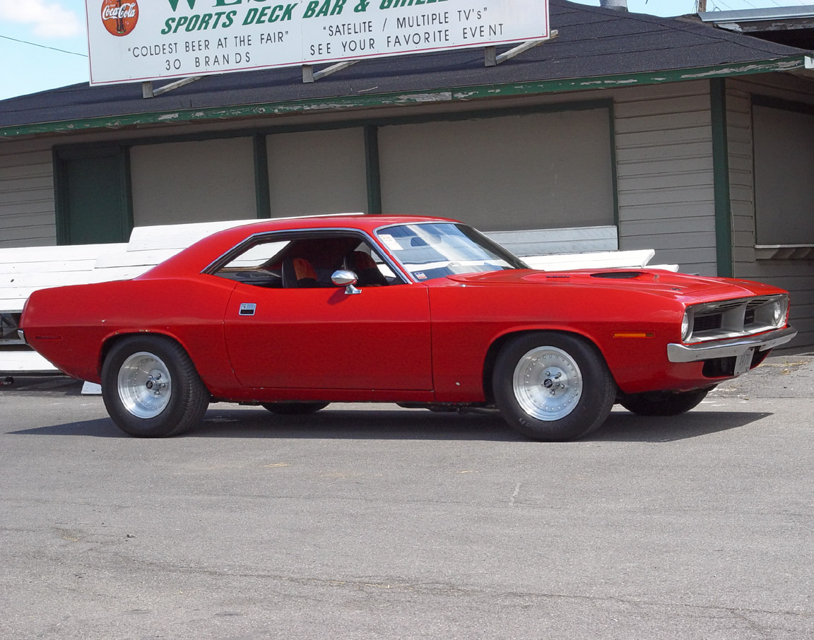 plymouth barracuda pictures html