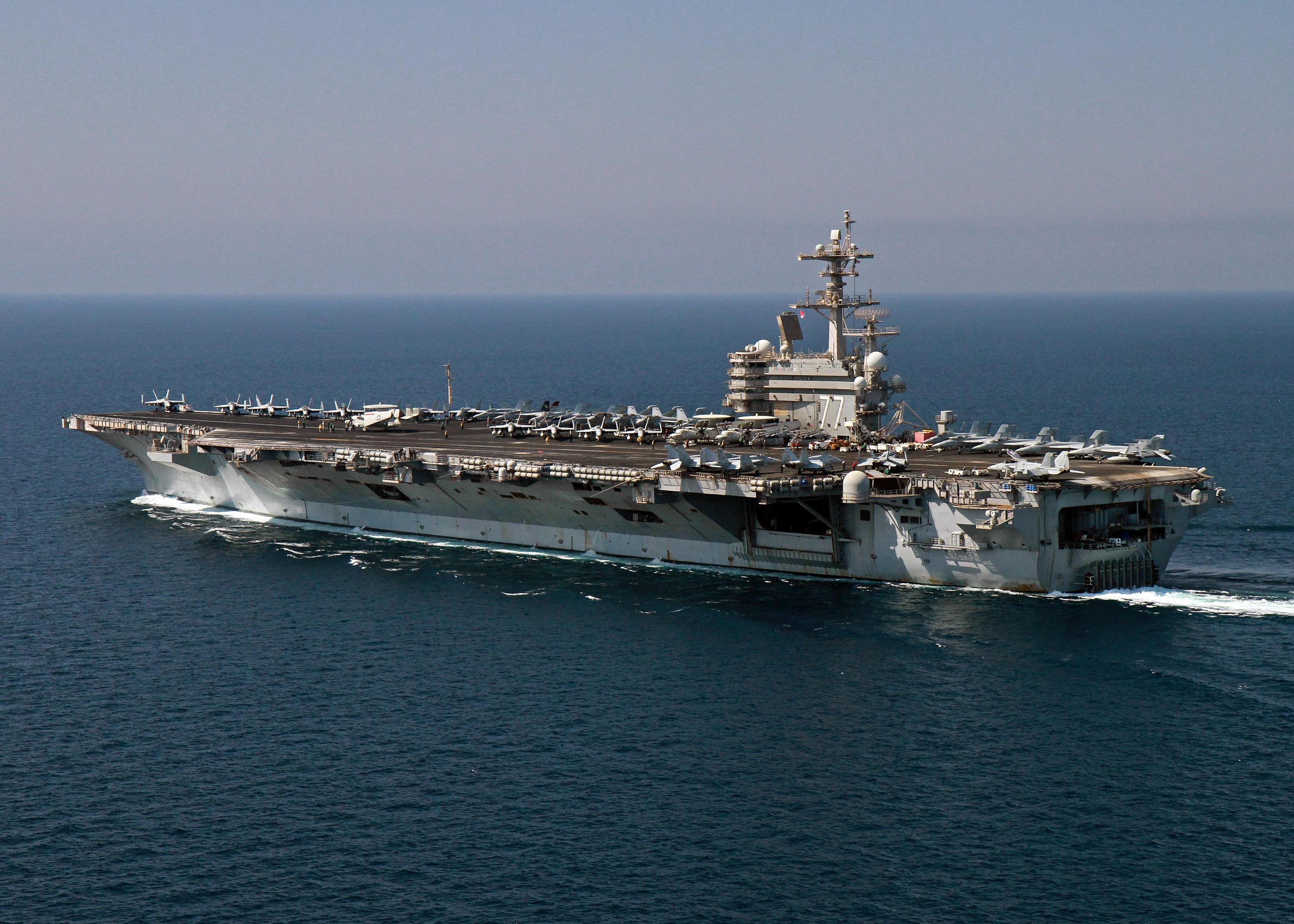 USS Freedom Combat USS Freedom The USS Nimitz USS Enterprise 3000x2143