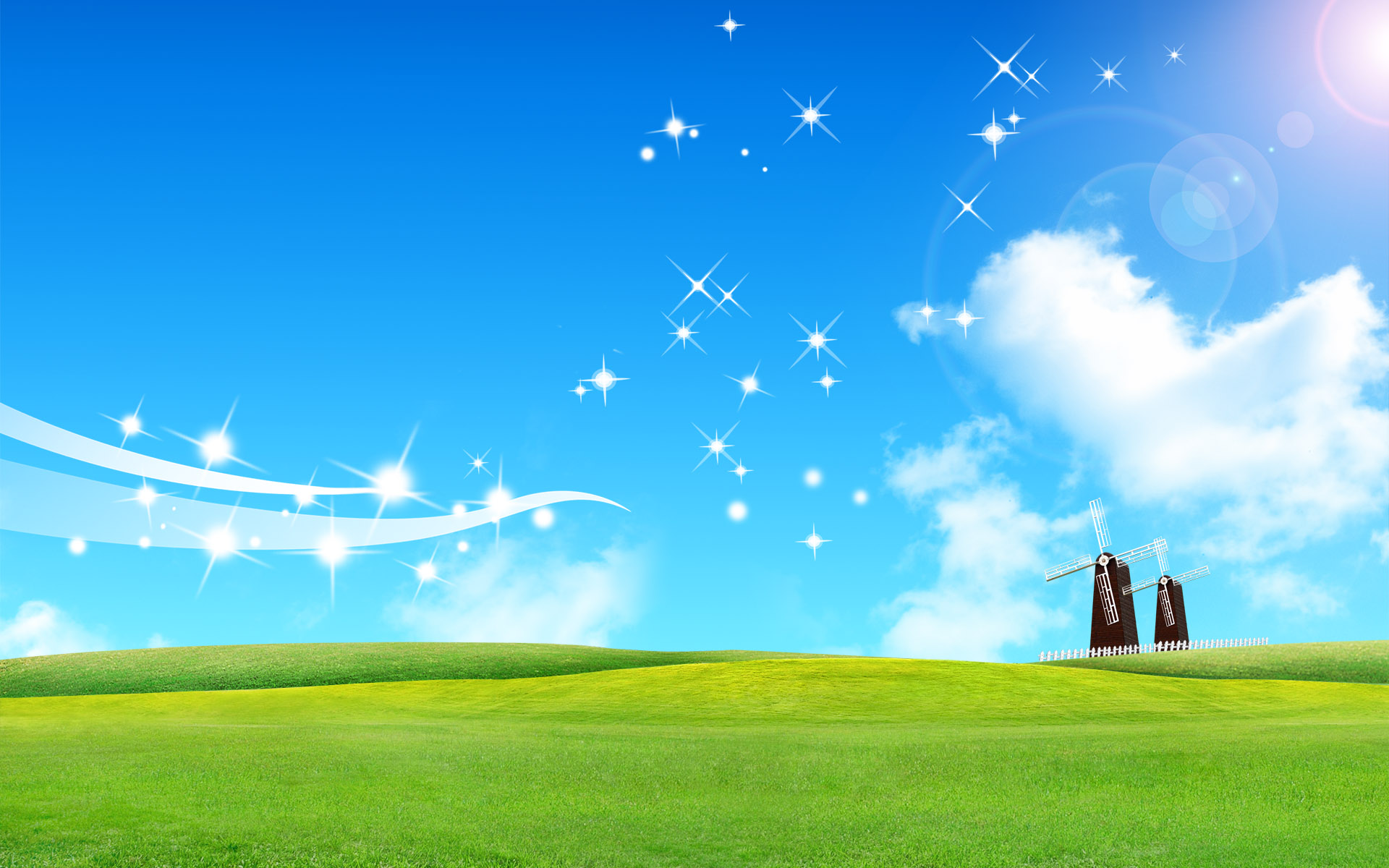Shining Sky Wallpapers HD Wallpapers 1920x1200