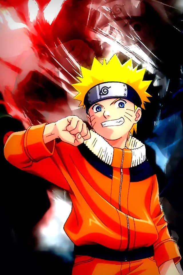 Naruto iPhone Wallpapers HD 640x960