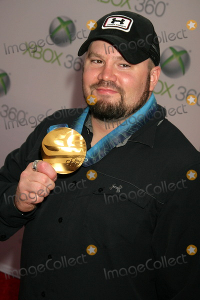 Photos and Pictures   Steve Holcomb at the World Premiere 400x600