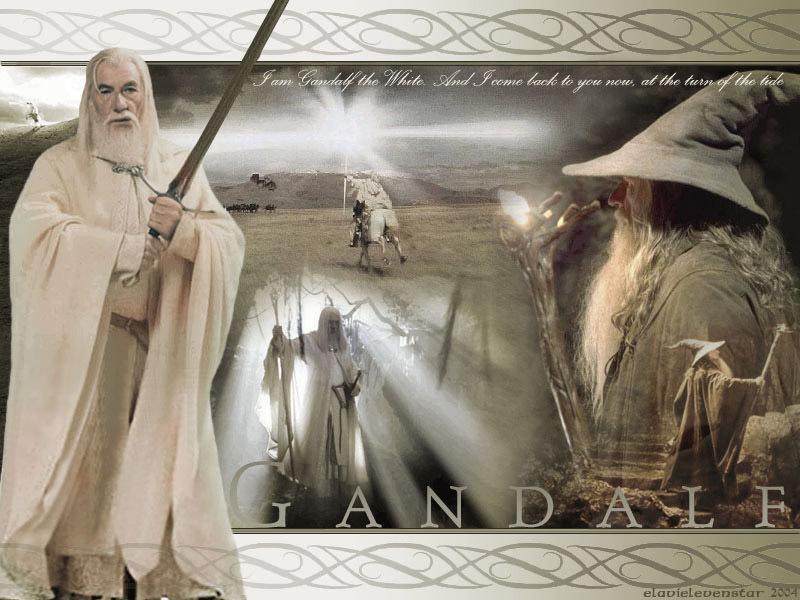 Gandalf Wallpaper   Ian McKellen Wallpaper 2759450 800x600