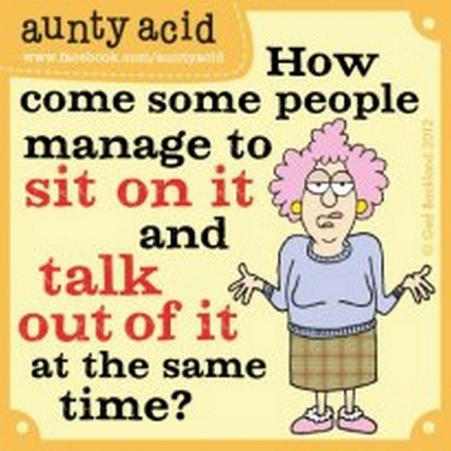 Chuck S Fun Page 2 Sporting Some Maxine: Aunty Acid Wallpaper