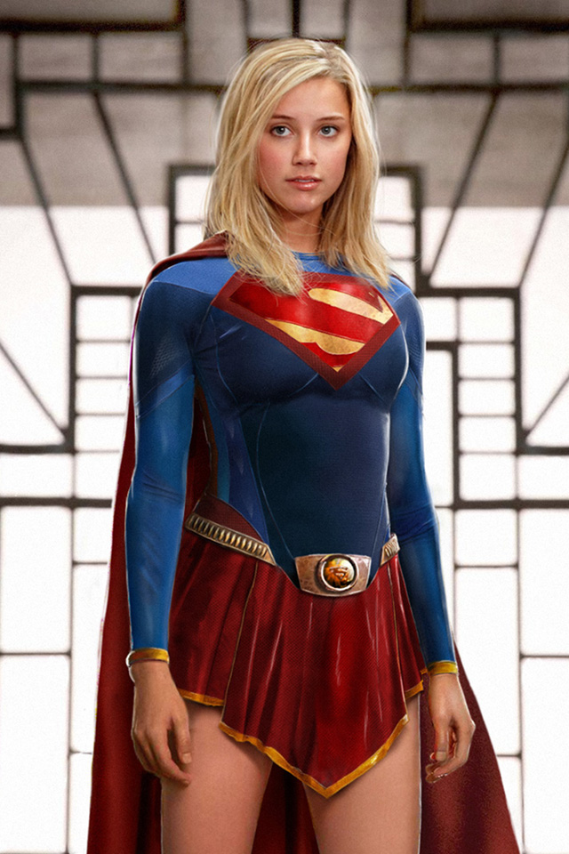 Free Download Supergirl Iphone Wallpaper Wallpapers For