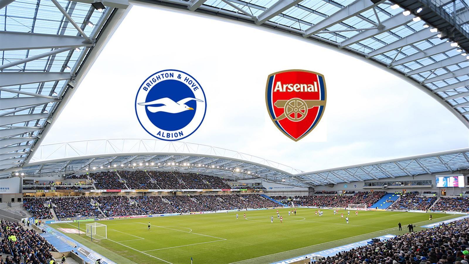 Brighton Vs Arsenal Premier League Match Preview Up The Arsenal 1600x900