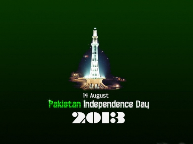 14 August 2013 Wallpapers Pakistan Independence Day Elsoar 620x465