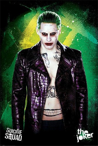 suicide squad joker wallpaper wallpapersafari. Black Bedroom Furniture Sets. Home Design Ideas