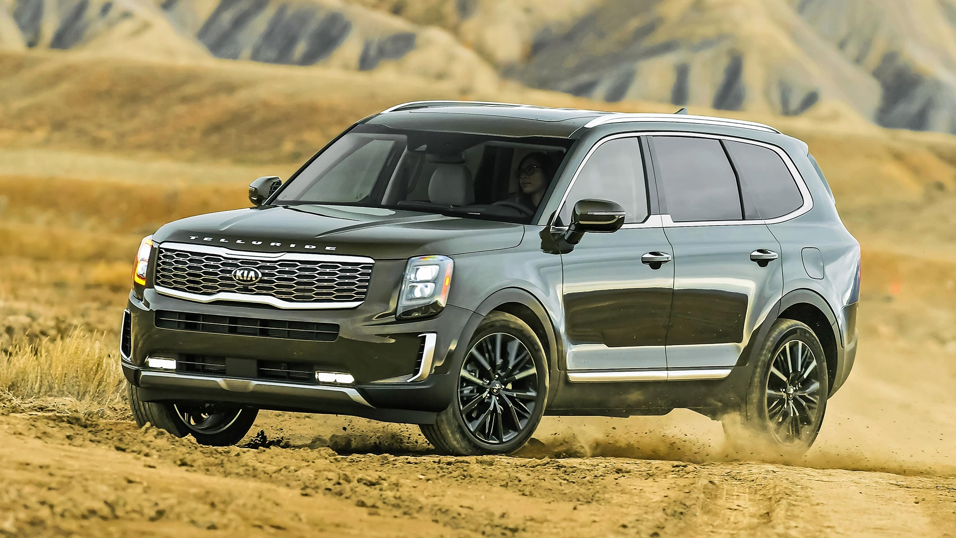 2020 Kia Telluride First Drive Review Classy and Comfortable 1920x1080