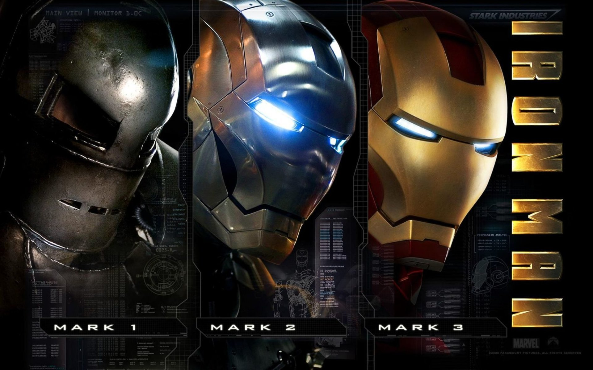 134 Tony Stark HD Wallpapers Background Images 1920x1200