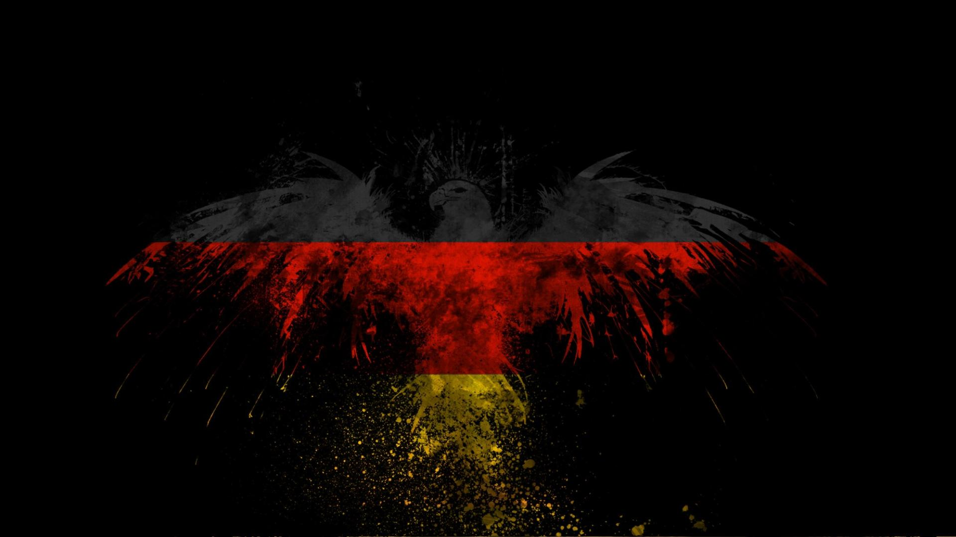 Germany Flag Wallpapers 1920x1080