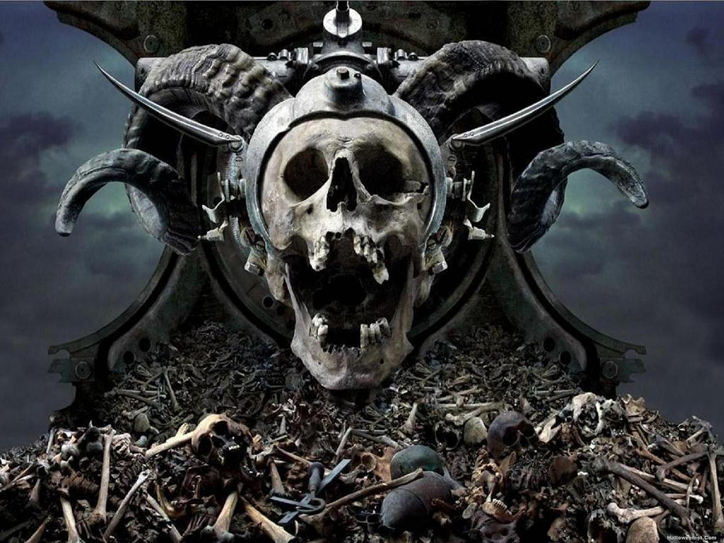 Mystical Skull Live Wallpaper - Android Apps on Google Play
