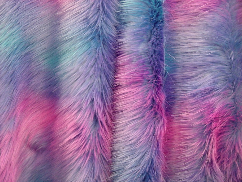 Purple Fur Wallpaper Wallpapers Gallery 1024x768