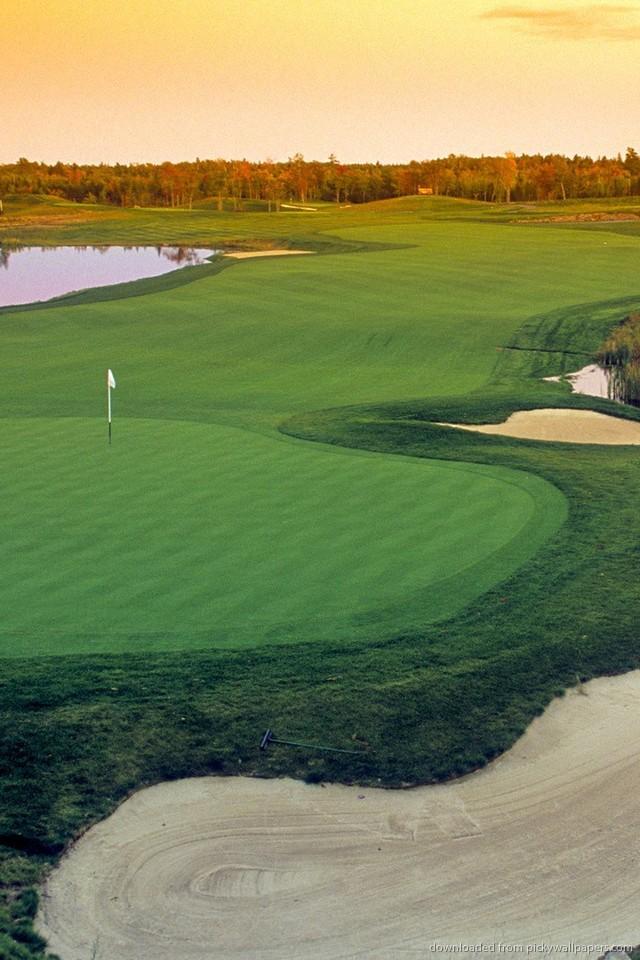 Golf Ball Wallpaper