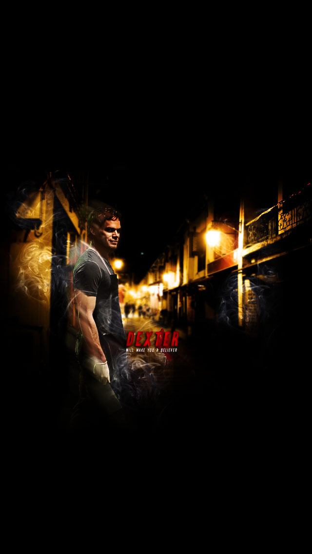 dexter iphone wallpaper - photo #10