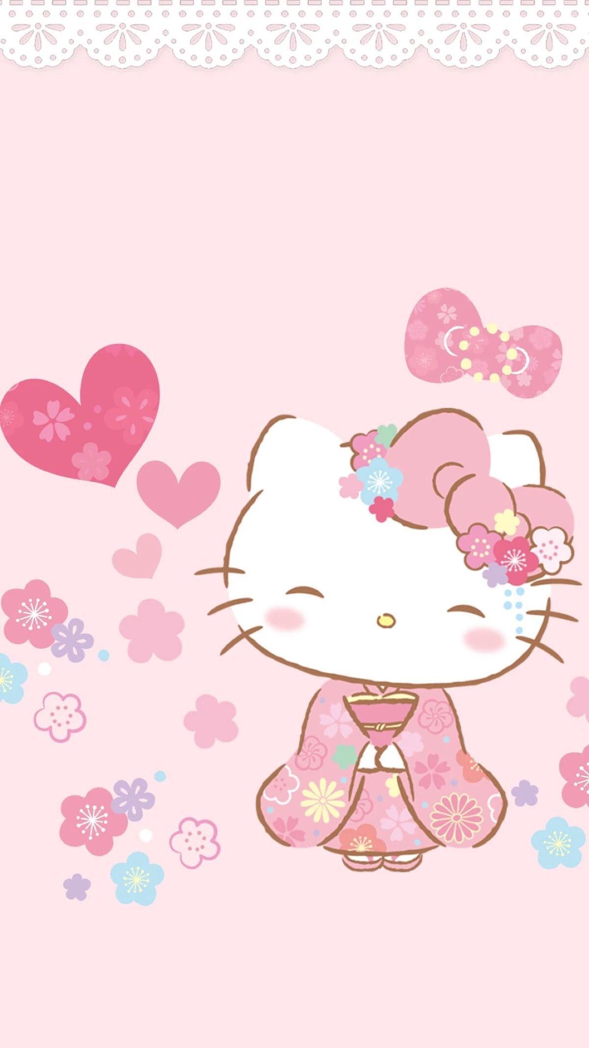 Free Download Hellokitty Sanrio Wallpaper Hello Kitty Wallpaper