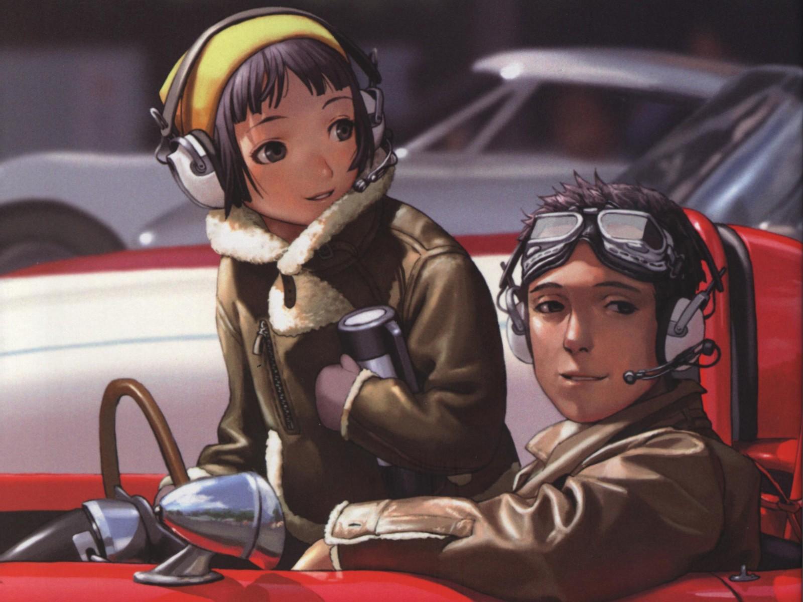 Anime   Last Exile Wallpaper 1600x1200